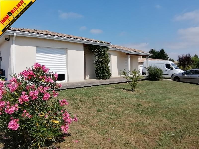 Vente maison / villa Cadillac 199000€ - Photo 1