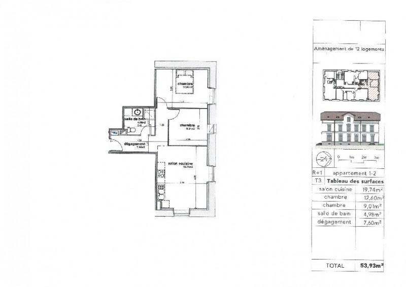 Sale private mansion La mulatiere 283000€ - Picture 3
