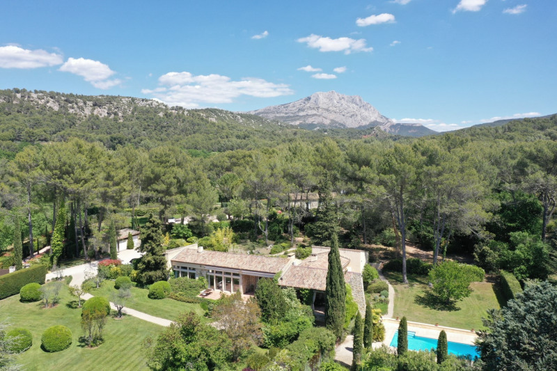 Vente de prestige maison / villa Aix en provence 2300000€ - Photo 1