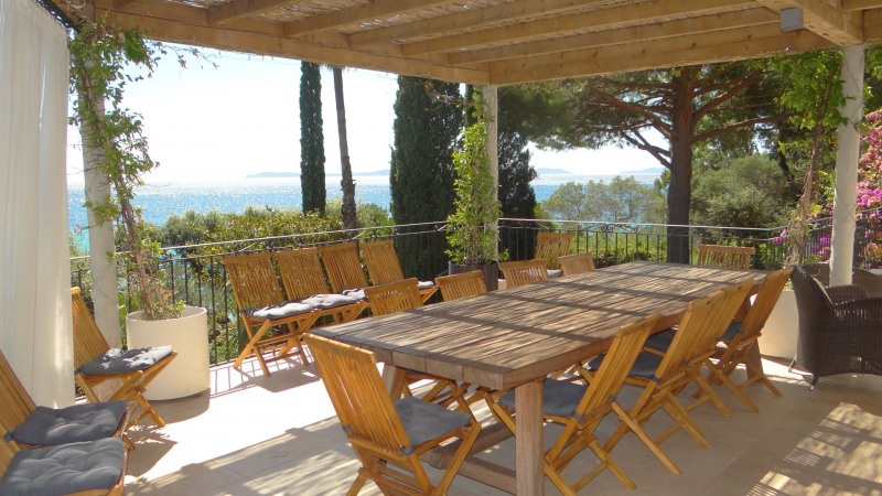 Location vacances maison / villa Le rayol 8 000€ - Photo 5