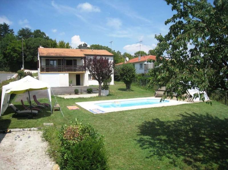 Venta  casa Javrezac 222000€ - Fotografía 1