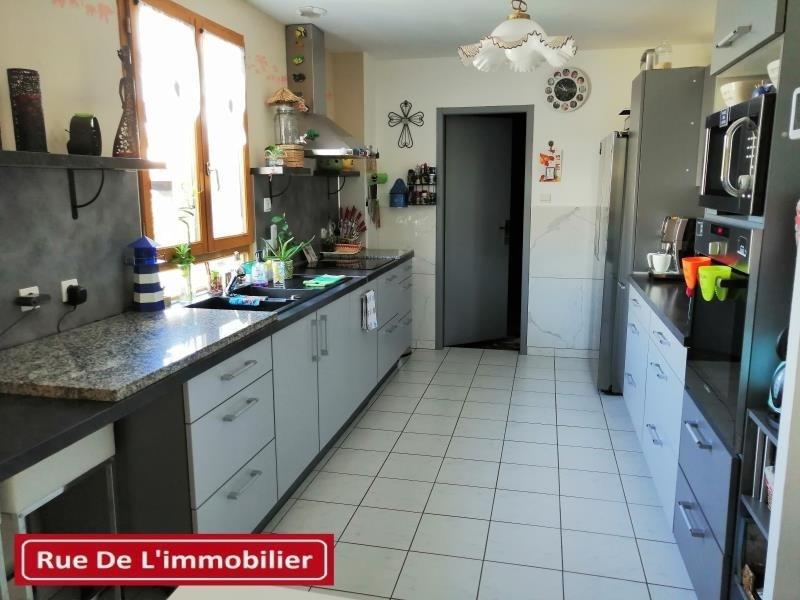 Vente maison / villa Reichshoffen 260000€ - Photo 3