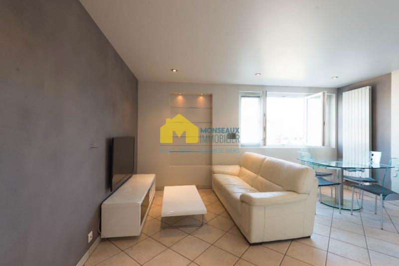Rental apartment Sainte genevieve des bois 795€ CC - Picture 2
