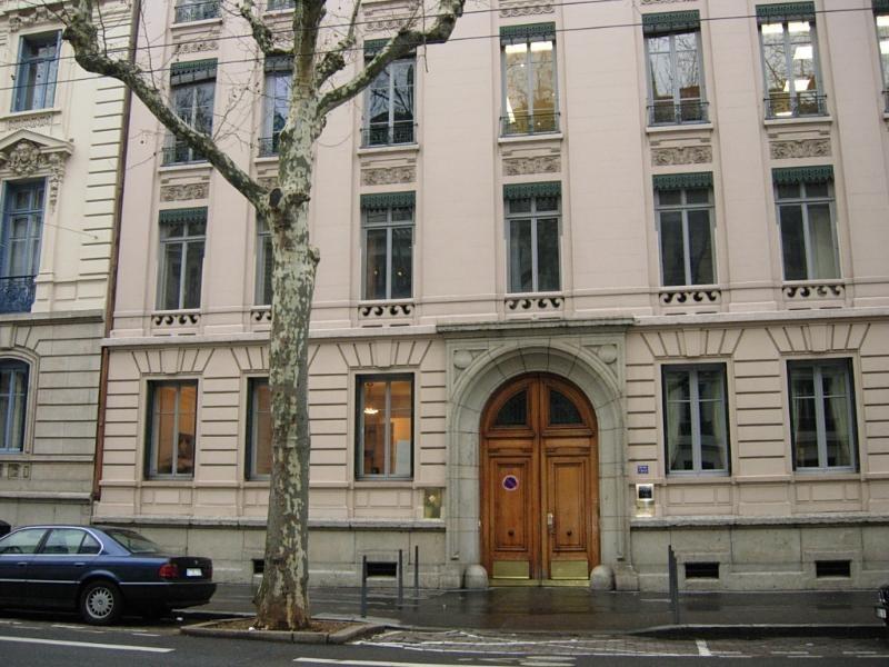 Location boutique Lyon 6ème 2696€ CC - Photo 1