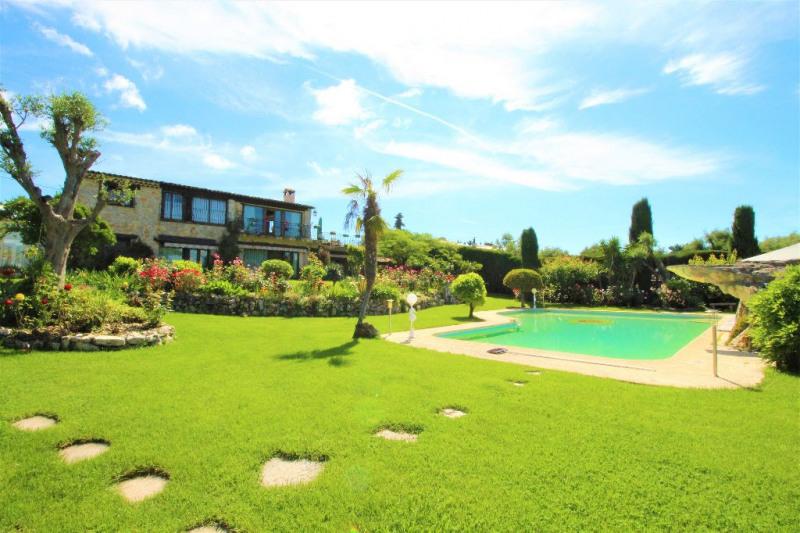 Vente de prestige maison / villa Vence 1950000€ - Photo 5