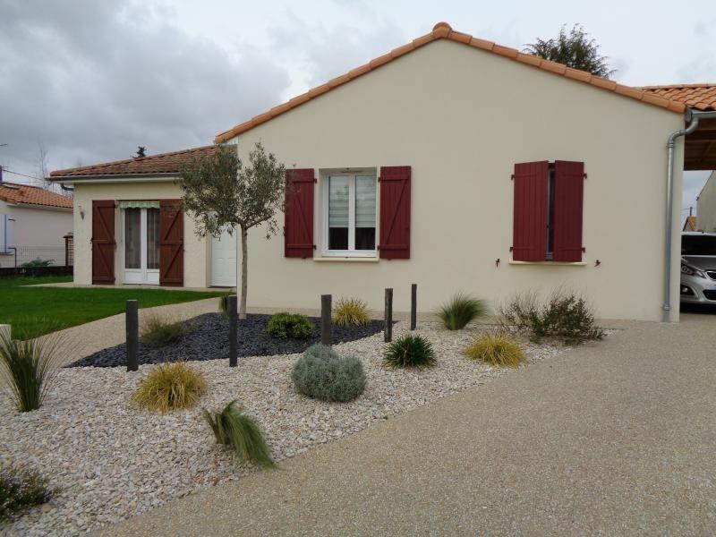 Sale house / villa Magne 220500€ - Picture 1