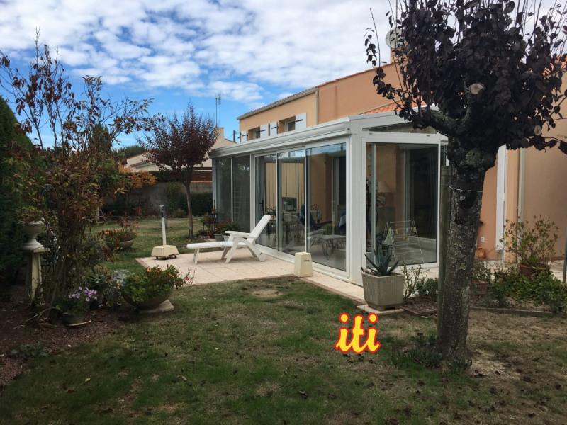 Vente maison / villa Chateau d olonne 385000€ - Photo 1
