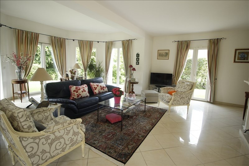 Revenda residencial de prestígio casa Fourqueux 1250000€ - Fotografia 3