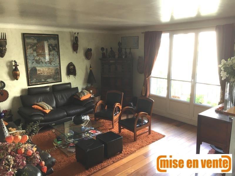 Vente de prestige appartement Paris 20ème 1049000€ - Photo 5