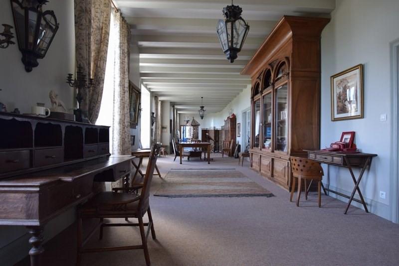 Revenda residencial de prestígio castelo Granville 745500€ - Fotografia 9