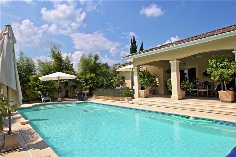 Vente de prestige maison / villa St emilion 598500€ - Photo 2