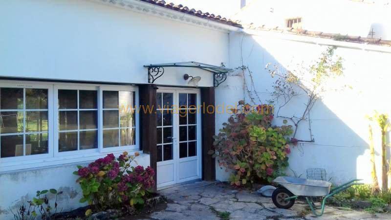 Life annuity house / villa Gaillan-en-médoc 130000€ - Picture 8