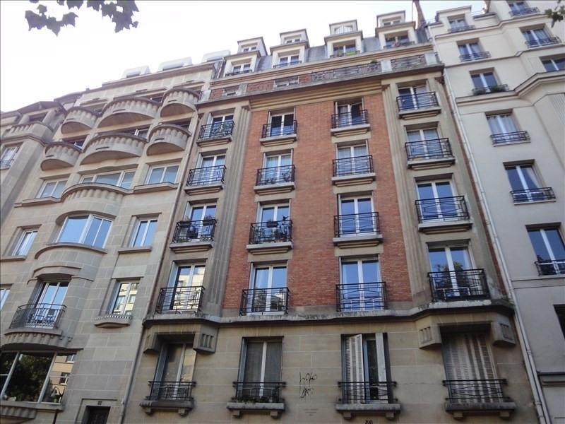 Sale apartment Paris 19ème 63000€ - Picture 1