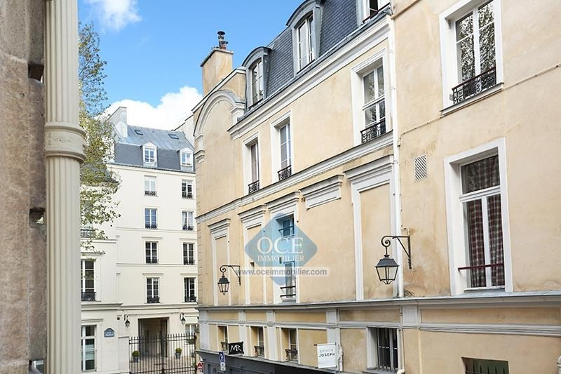 Vente de prestige appartement Paris 3ème 1 050 000€ - Photo 5