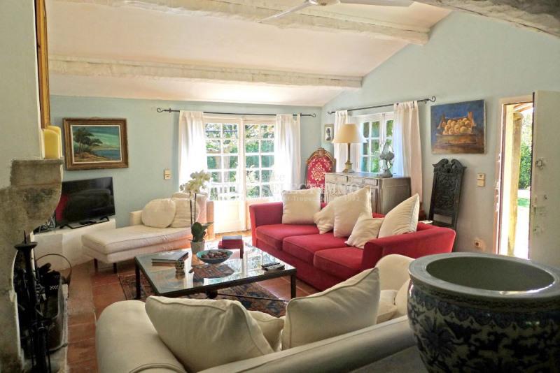 Vente de prestige maison / villa Grimaud 980000€ - Photo 8
