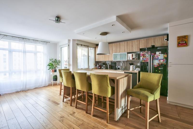 Vente appartement Paris 19ème 890000€ - Photo 1
