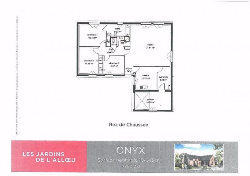 Sale building Fleurbaix 322000€ - Picture 2