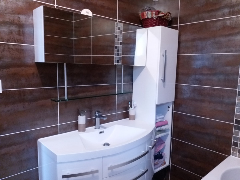 Vente maison / villa Bourgoin-jallieu 258500€ - Photo 1
