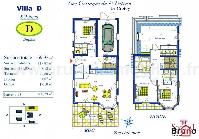 Vente de prestige maison / villa Le crotoy 626000€ - Photo 3