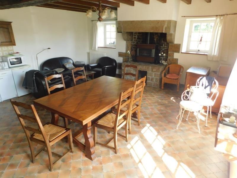 Sale house / villa St mars sur la futaie 114400€ - Picture 4