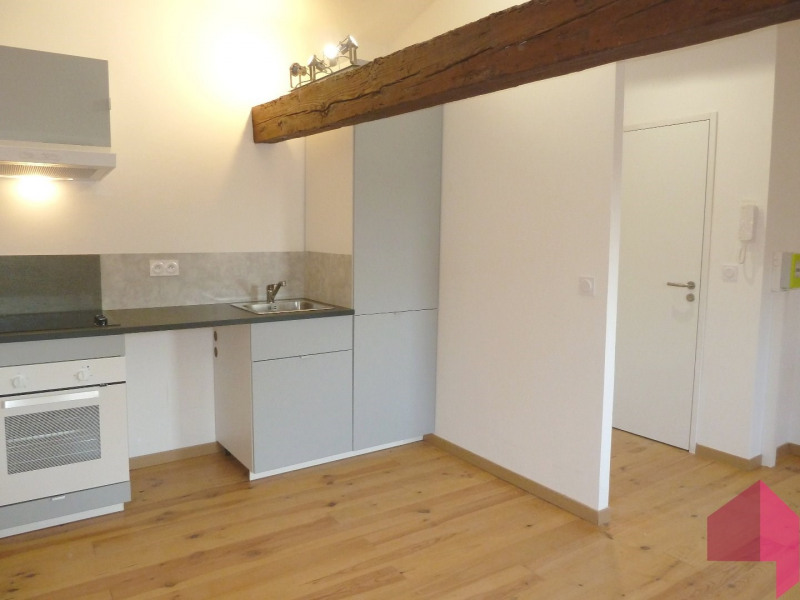 Rental apartment Caraman 490€ CC - Picture 2
