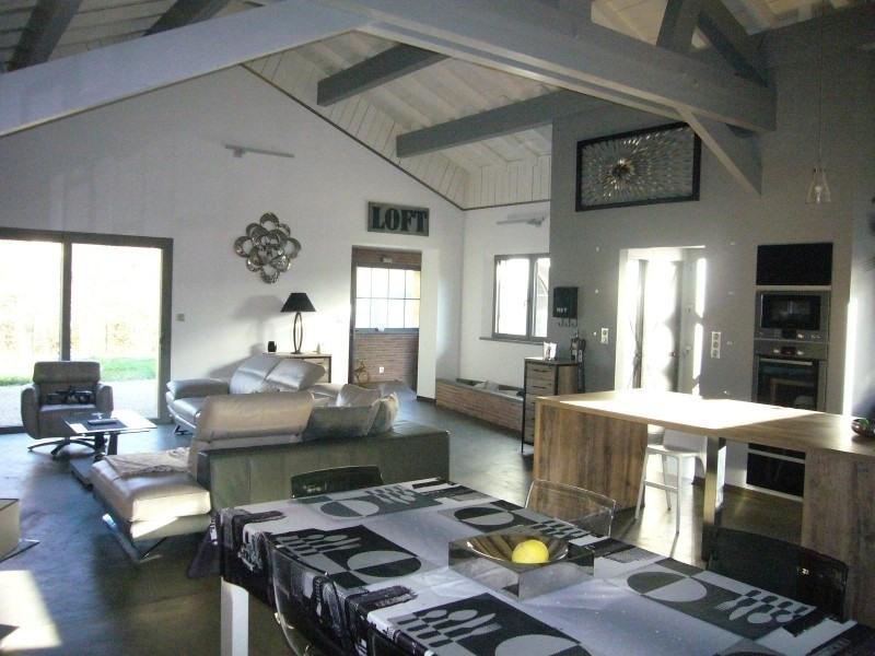 Vente maison / villa Saulcy-sur-meurthe 319500€ - Photo 1