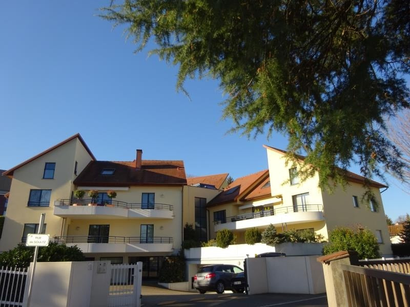 Deluxe sale apartment Rixheim 680000€ - Picture 10