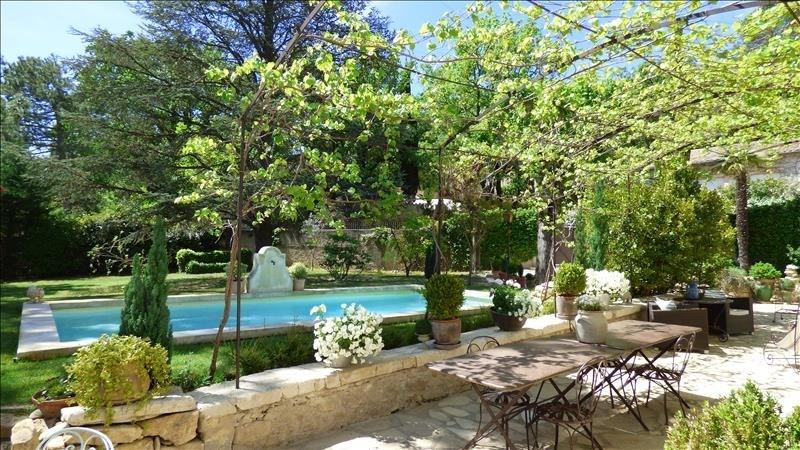 Deluxe sale house / villa Sarrians 695000€ - Picture 10