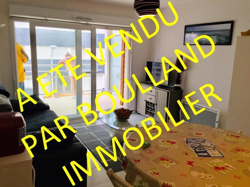 Vente appartement Fort mahon plage 168 000€ - Photo 1
