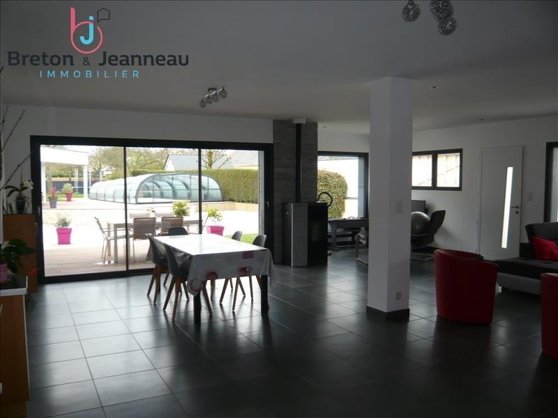 Vente maison / villa Bonchamp les laval 394160€ - Photo 4