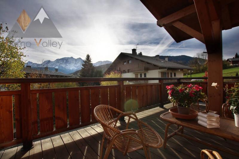Vente de prestige appartement Combloux 890000€ - Photo 6