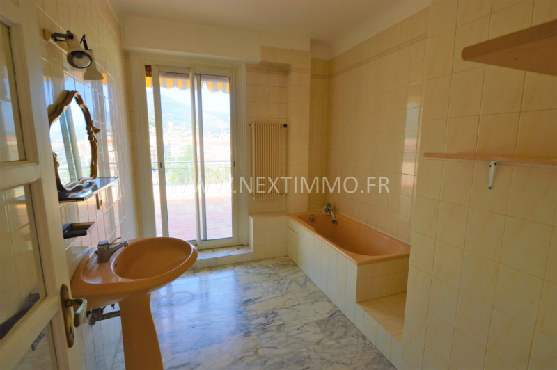 Deluxe sale apartment Menton 900 000€ - Picture 10
