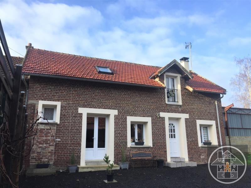 Vente maison / villa Noyon 146000€ - Photo 1