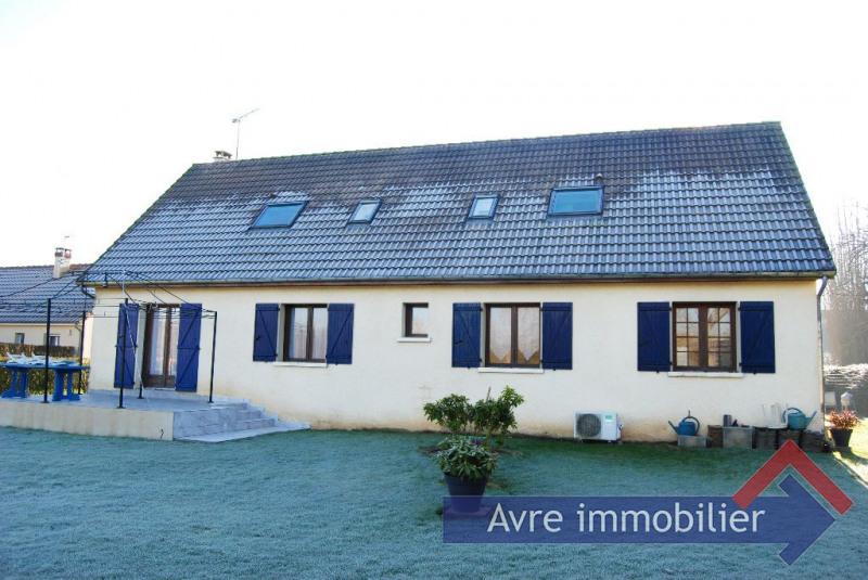 Sale house / villa Verneuil d'avre et d'iton 174000€ - Picture 1