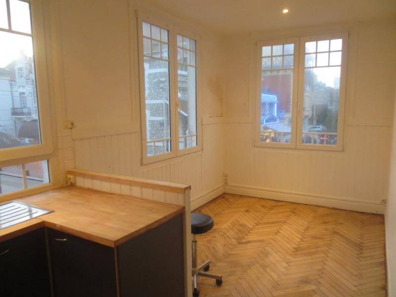 Verkoop  appartement Le touquet paris plage 134000€ - Foto 1