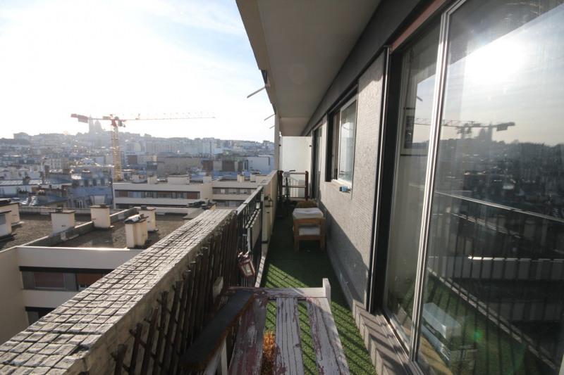 Sale apartment Paris 18ème 433900€ - Picture 3