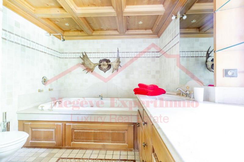 Vente de prestige appartement Megève 3900000€ - Photo 11