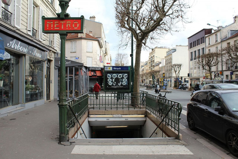 Vente parking Vincennes 458000€ - Photo 2