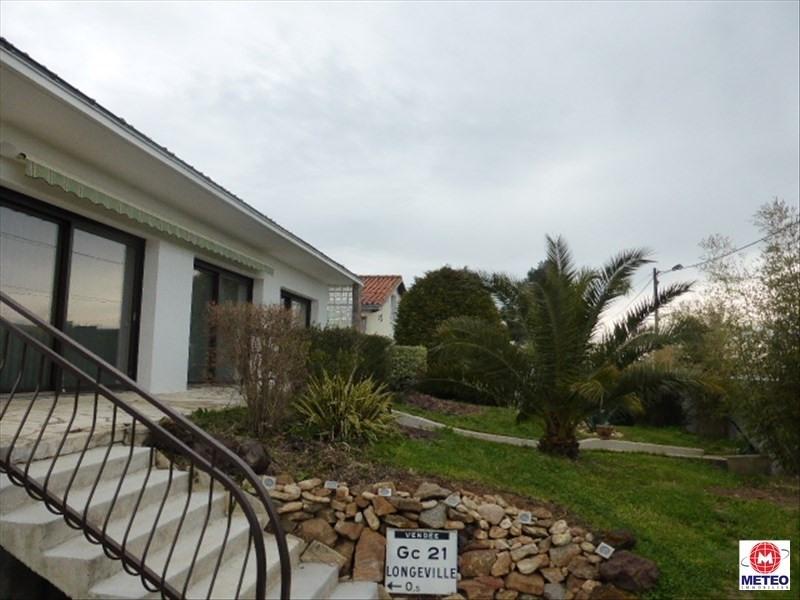 Sale house / villa Longeville sur mer 271900€ - Picture 2