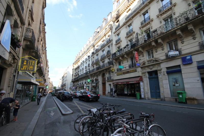 Vente appartement Paris 18ème 499500€ - Photo 2