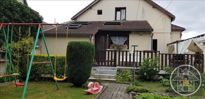 Sale house / villa Thourotte 188000€ - Picture 1