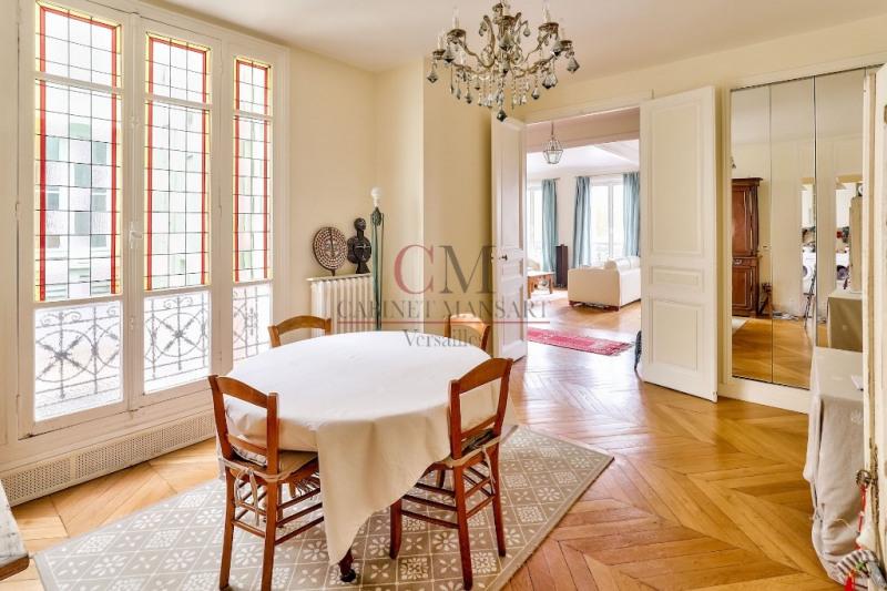 Vente de prestige appartement Versailles 840000€ - Photo 4