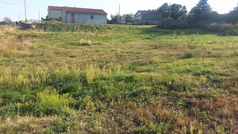 Vente terrain Eclassan 58500€ - Photo 1