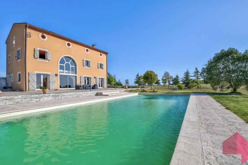 Vente de prestige maison / villa Villefranche de lauragais 549000€ - Photo 11