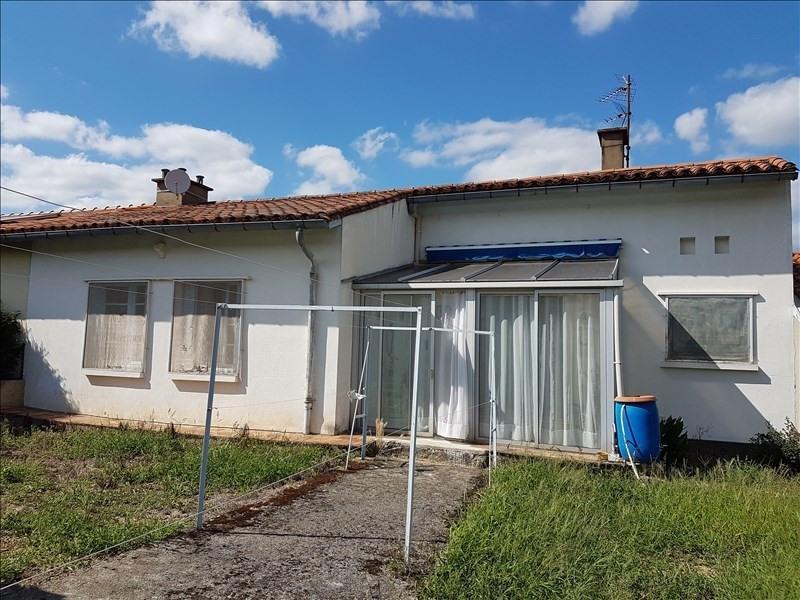 Sale house / villa Secteur mazamet 79000€ - Picture 1