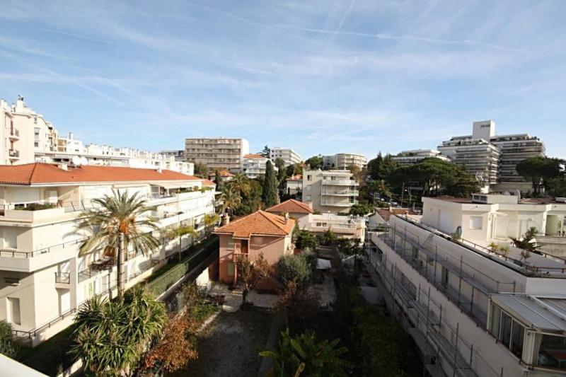 Vente appartement Juan-les-pins 447000€ - Photo 3