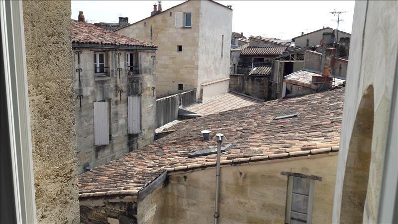 Sale apartment Bordeaux 126360€ - Picture 1