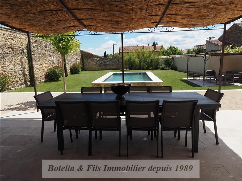 Verkoop van prestige  huis Uzes 399000€ - Foto 16