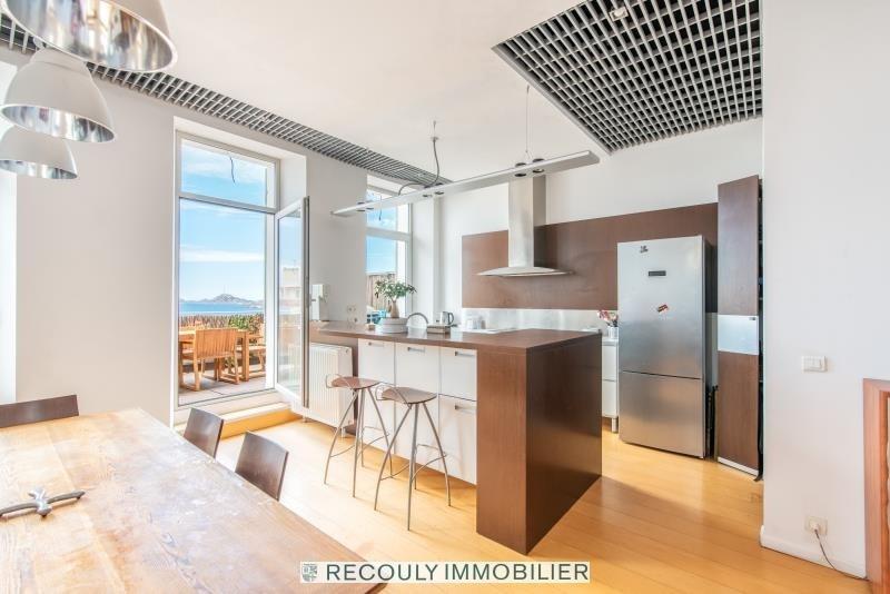 Vente de prestige appartement Marseille 7ème 790000€ - Photo 4