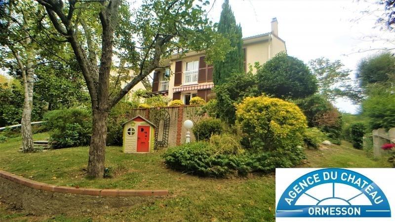 Vente maison / villa Ormesson sur marne 530000€ - Photo 1